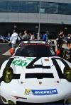 Porsche at Silverstone